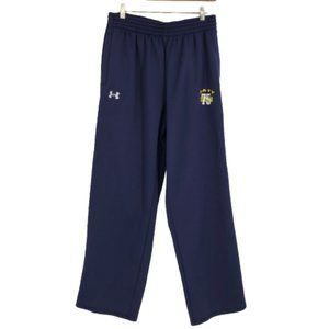 Under Armour US Navy Track Pants Loose Large
